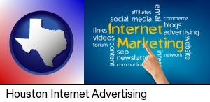 internet marketing phrases in Houston, TX