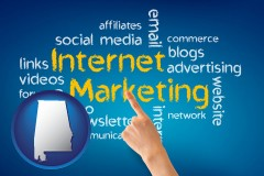 alabama internet marketing phrases