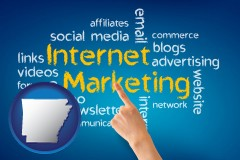 arkansas internet marketing phrases
