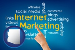arizona internet marketing phrases