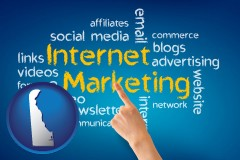 delaware internet marketing phrases