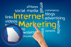 ga internet marketing phrases