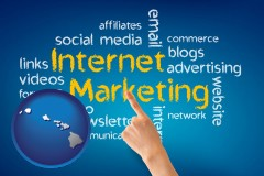 hawaii internet marketing phrases