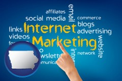 iowa internet marketing phrases
