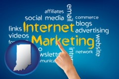 indiana internet marketing phrases
