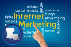 louisiana internet marketing phrases