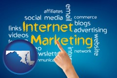 maryland internet marketing phrases
