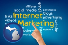 michigan internet marketing phrases