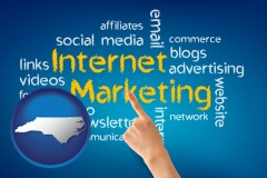 nc internet marketing phrases