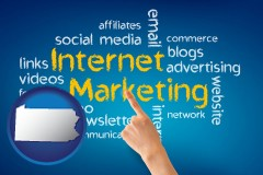 pennsylvania internet marketing phrases