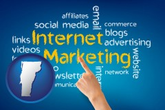 vermont internet marketing phrases